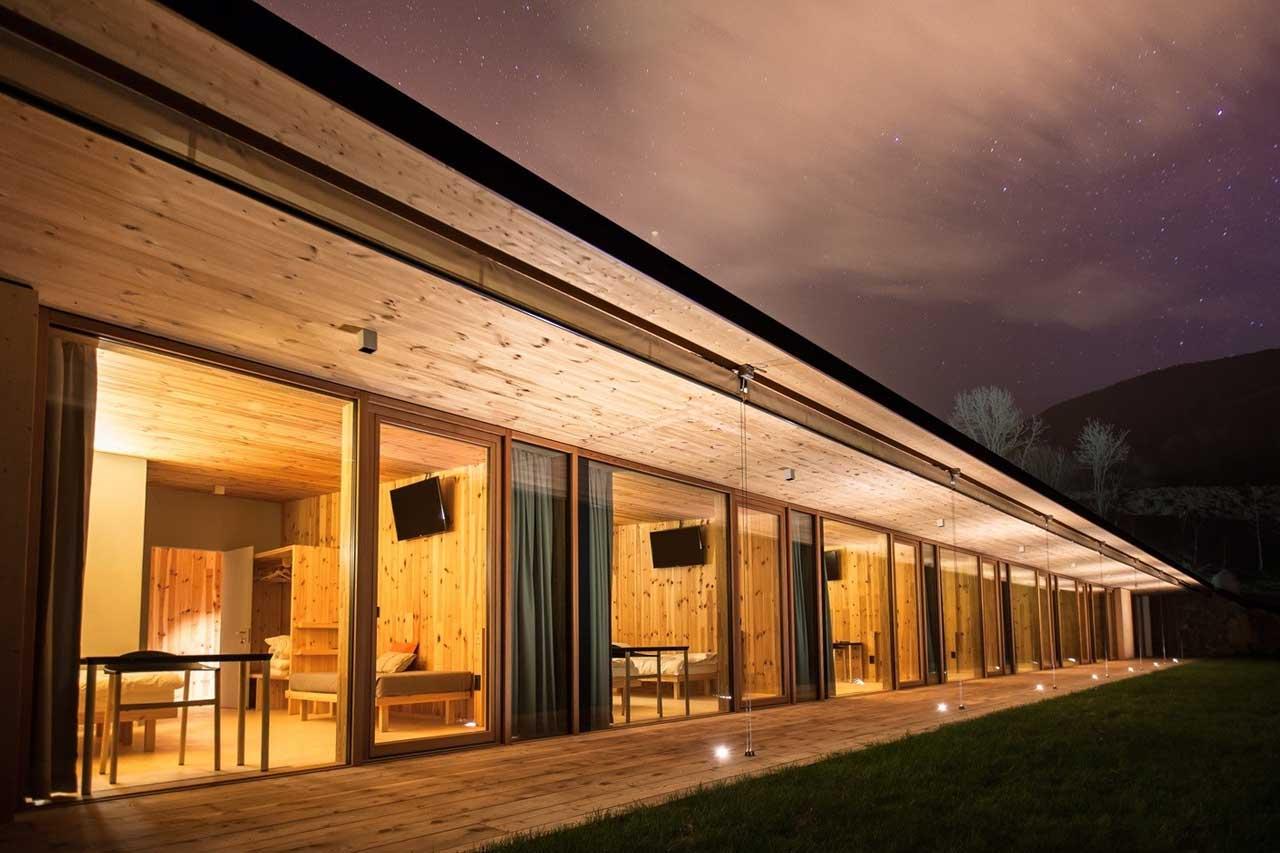 Come si comporta una casa in legno quando la terra trema - Come si costruisce una casa ...