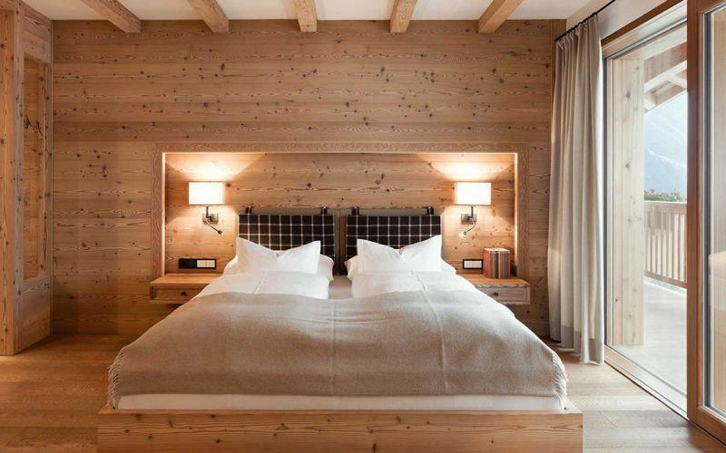 Cirmolo un toccasana per il sonno il cuore il benessere for Camere in legno