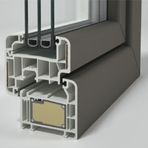 PVC fibra vetro