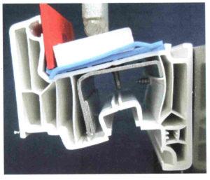 Profili PVC per serramenti