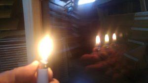 Test dell'accendino
