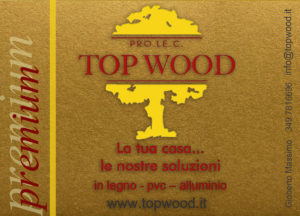 Cash Back e Top Wood