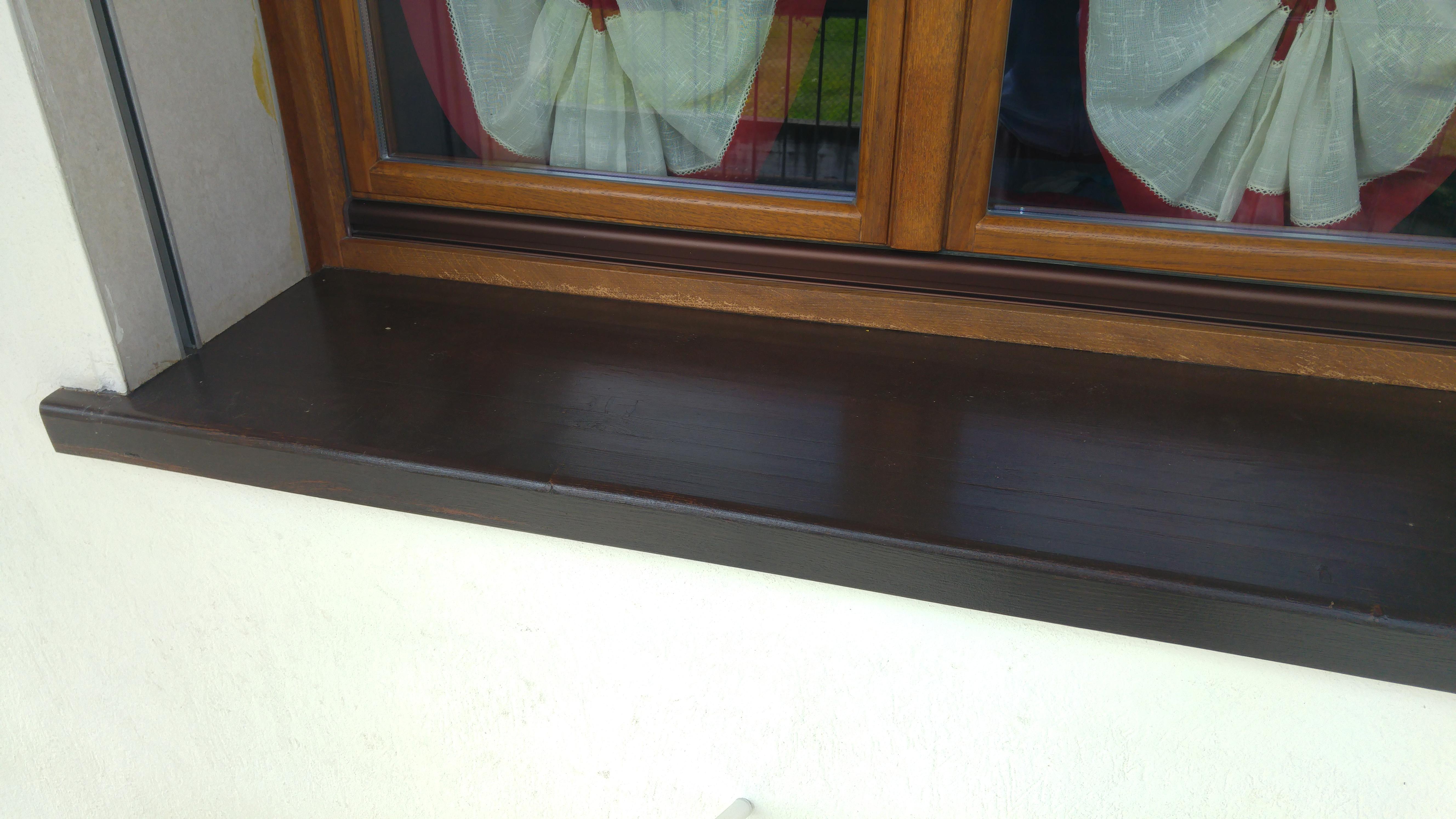 Davanzale Interno Della Finestra davanzali isolati, davanzali con taglio termico, soglie con